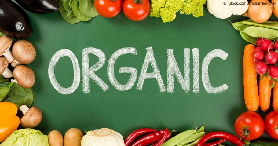 Organic Foods are More Nutritious