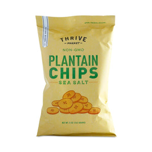 Lightly Salted Plantain Chips
