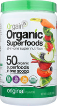 Load image into Gallery viewer, ORGAIN: Organic Superfoods All-In-One Super Nutrition Original, 9.92 oz