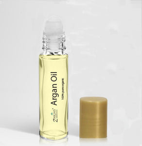 Argan Oil - 100% pure, organic and natural - roller ball