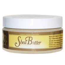 Load image into Gallery viewer, Organic Shea Butter with Argan Oil - Natural
