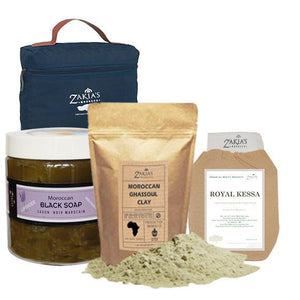 Moroccan Bath & Shower Set (8 Scents)