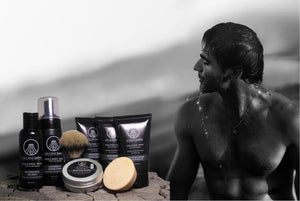 Men's  Face Care Set