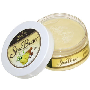 Organic Shea Butter with Argan Oil - Natural