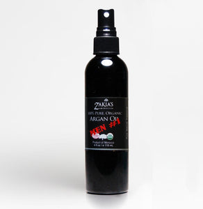 Zakia's Massage Oil - Men's #1 - 4 oz
