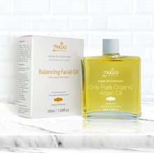 Load image into Gallery viewer, Zakia's Argan Oil Balancing Facial Oil