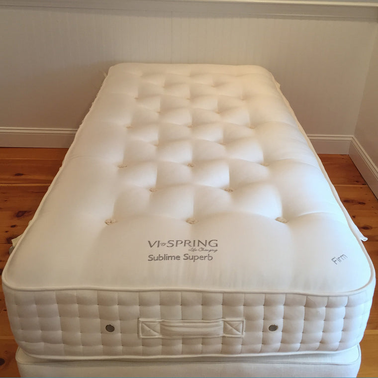 Vispring Sublime Twin XL Floor Model