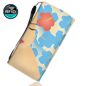 Women's Wallet - Island Girl
