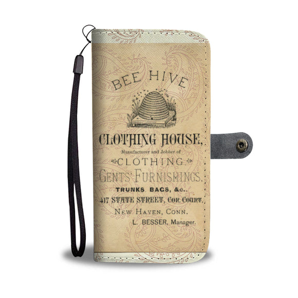 Wallet Phone Case - Beehive Clothing House