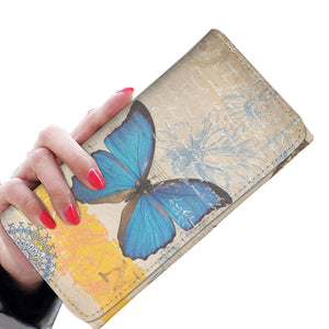 Women's Wallet - Butterflies