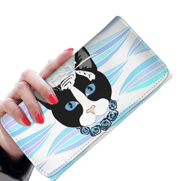 Women's Wallet - Miss Kitty