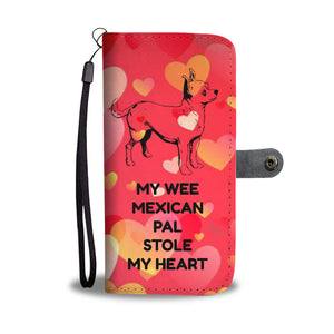 Wallet Phone Case - Chihuahua