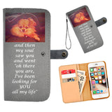 PERSONALIZED Wallet Phone Case