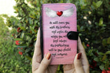 Wallet Phone Case - Under His Wings