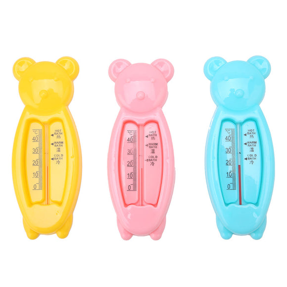 Floating Bear Water Thermometer
