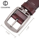 Cowhide Leather Belt For Men