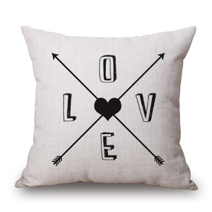 Cushion Covers for Decorative Pillows
