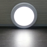 Motion-Activated LED Wall Light