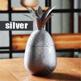 Pineapple Shaped 500 ml or 900ml Stainless Steel Cocktail Cup