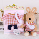 One set of Le Sucre Bunny Clothes