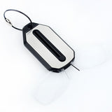 Reading Glasses With Key Chain Case