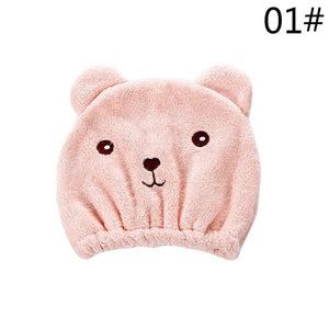 Bear Hair Turban