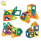 40-piece Magnetic Blocks Building Set
