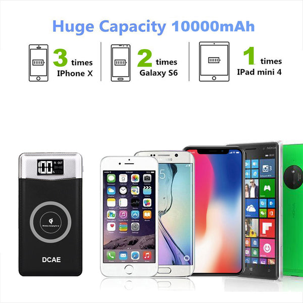 Wireless Chager Power Bank