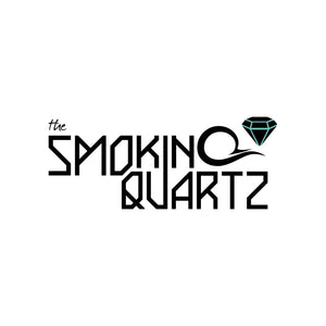 the smoking quartz logo