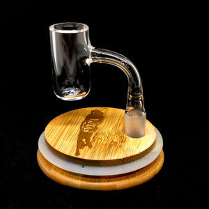 The Classic Quartz Banger (Male)-The Smoking Quartz-10mm-45-The Smoking Quartz