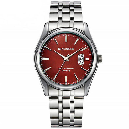 Kingnous Calendar (Casual Watch for Men) - Free Luxury Watches