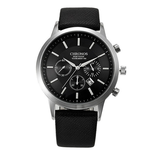 Chronos (Casual Watch for Men) - Free Luxury Watches