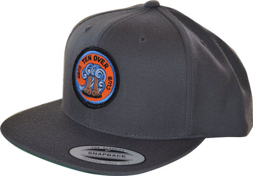 Ten Over Surf Club Cap