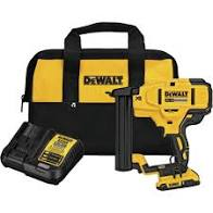 Brocheuse à coin   Dewalt 20V