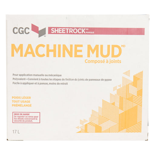 Composé à joints CGC Machine Mud