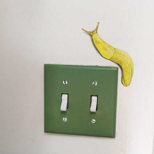 Banana Slug Wall Decal