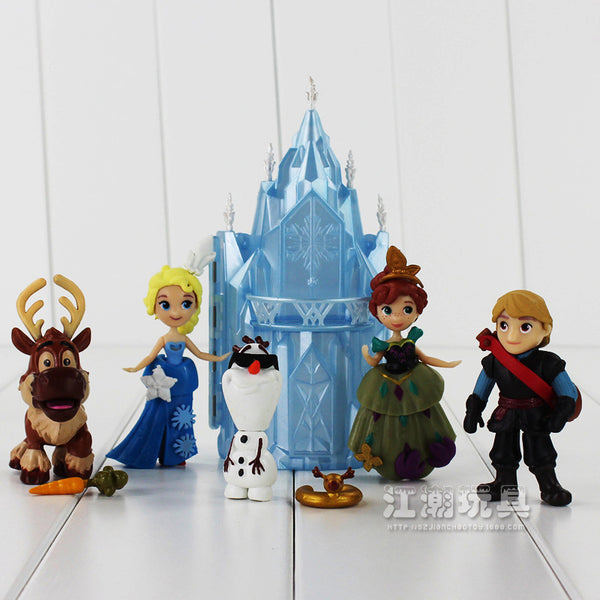 Frozen Movie Castle Ice Palace  Set