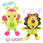 Music Plush Soft Early Educational Toy