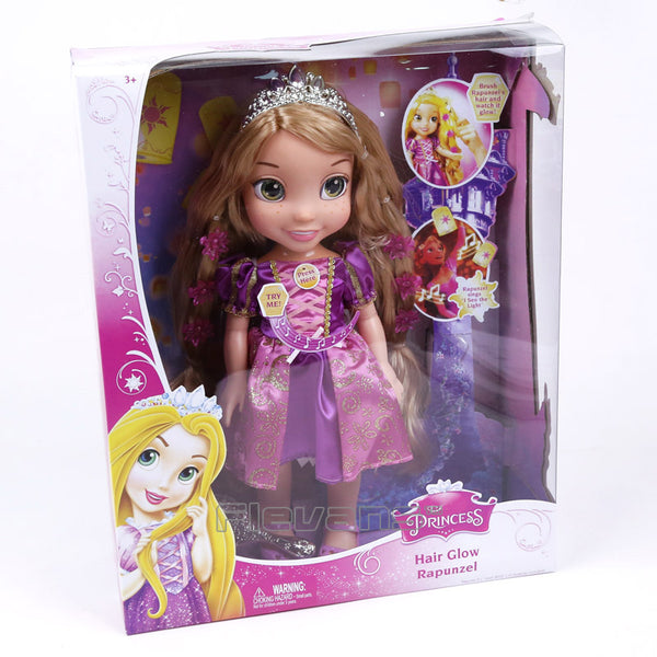 Princess Rapunzel Singing Doll