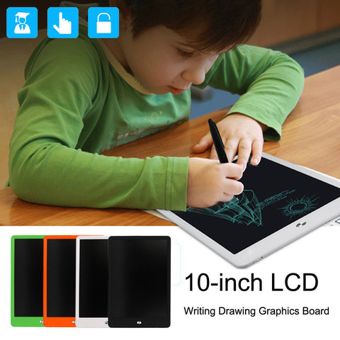 10-inch LCD eWriter Memo Pad Tablet Writing & Drawing