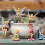 6pcs Tinkerbell Fairy Doll