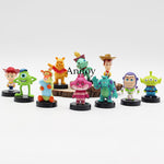 Toy Story 3 Buzz Lightyear Woody 10pcs/Set
