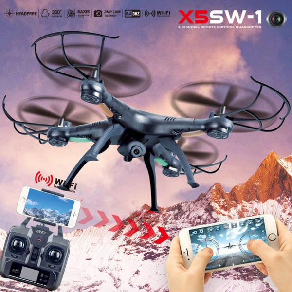 4CH Real-time Images Return RC FPV Quadcopter Drone