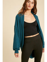 Load image into Gallery viewer, THE CAIT COCOON SHAWL CARDIGANS - 2 colors
