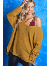Load image into Gallery viewer, THE WINNIE SUPER SOFT V NECK SWEATERS