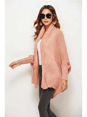 THE GABRIEL OPEN SWEATER CARDIGANS - 2 colors