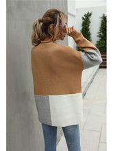 Load image into Gallery viewer, THE JOCELYN COLORBLOCK SWEATER