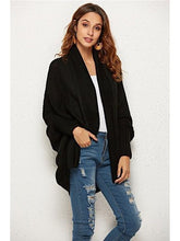 Load image into Gallery viewer, THE GABRIEL OPEN SWEATER CARDIGANS - 2 colors