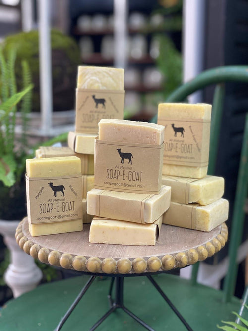 LOCALLY MADE GOAT SOAP