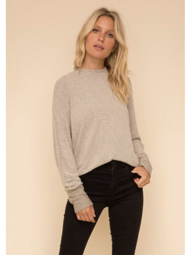 THE HARPER DOLMAN SLEEVE TOP
